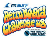 Sunshine And Superheroes Help Make A1Surf Retro Board Challenge A Huge Success