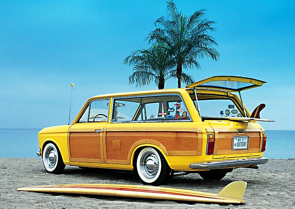 From The Beach Buggy To The Classic Woodie You Have Found