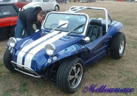 how to make a beach buggy